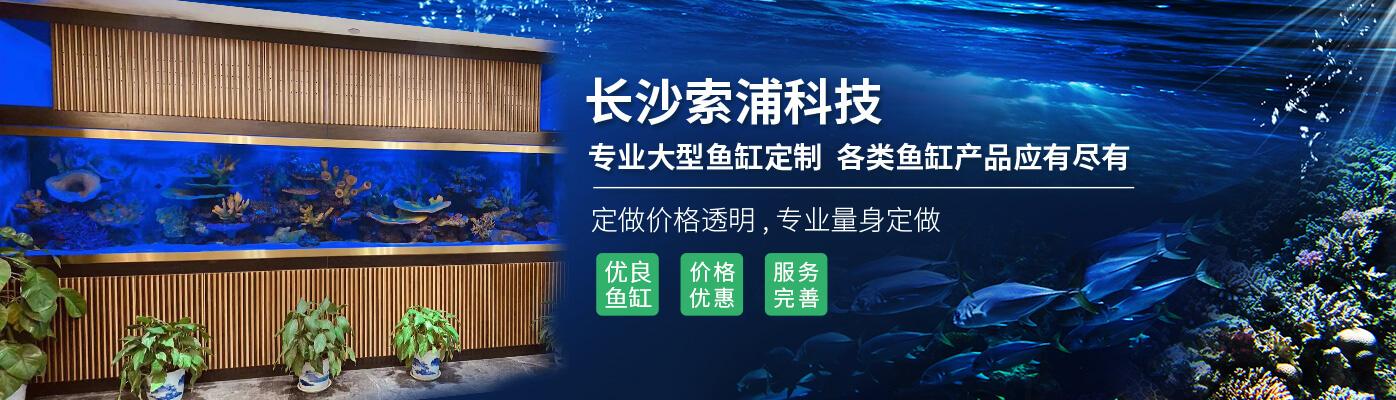 长沙海鲜池定制